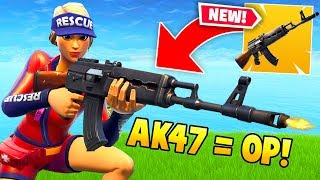 Download THE *NEW* HEAVY AR IS OP!! (Fortnite Funniest Moments & FAILS #28) Video