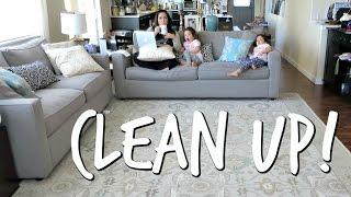 Download Cleaning Up - April 21, 2017 - ItsJudysLife Vlogs Video