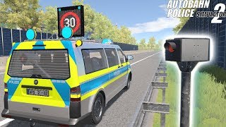 Download Autobahn Police Simulator 2 - Speed Cameras! 4K Video