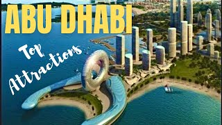 Download Beautiful Abu Dhabi Top 5 Attractions City Tour *HD* Video