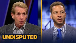 Download Chris Broussard on Kevin Durant potentially leaving the Warriors in free agency | NBA | UNDISPUTED Video