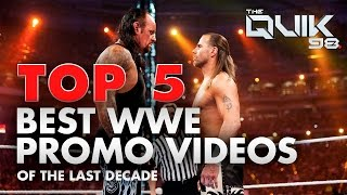 Download TOP 5: BEST WWE PROMO VIDEOS (Of the last decade) Video