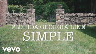 Download Florida Georgia Line - Simple (Lyric Version) Video