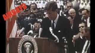Download John F. Kennedy Moon Speech (1962) Video