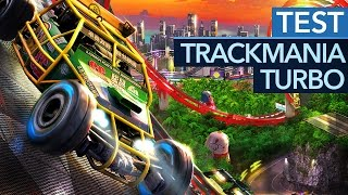 Download Trackmania Turbo - Test: Leuchtende Augen Video