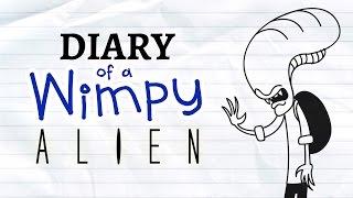 Download Diary of a Wimpy Alien (Wimpy Kid / Alien Parody) Video