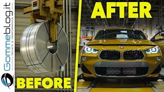 Download 2018 BMW X2 | CAR FACTORY PRODUCTION | How It's Made Car Manufactory Video