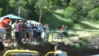 Download Classic Adelaide 2009 Triumph TR7 crash.MPG Video