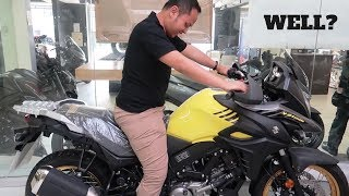 Download BEFORE NEMO (Duke 390), WE DID THIS│Bike Window Shopping in the Philippines│Chibog at Parañaque City Video