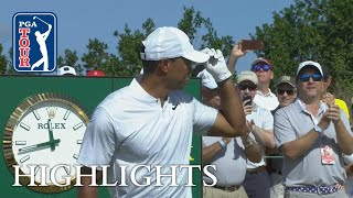 Download Tiger Woods extended highlights | Round 2 | Hero Video