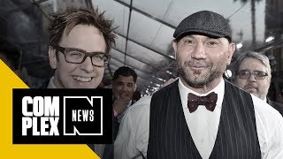Download Dave Bautista Calls Working for Disney 'Pretty Nauseating' In Light of James Gunn Firing Video
