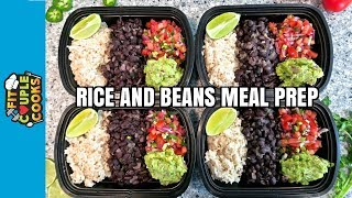 Download How to Meal Prep - Ep. 57 - RICE AND BEANS Video