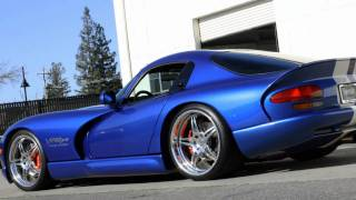 Download 1996 Dodge Viper GTS Heffner Twin Turbo Coupe Video