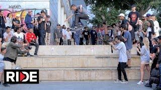 Download Cash for Tricks - MacbaLife - Barcelona Video