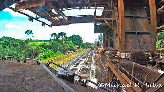 Download Trem NOF0129 chegando em Casa de Pedra Video