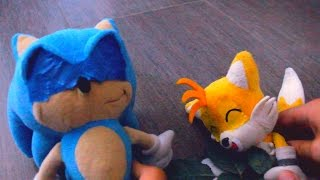 Download Sonic Plush: Sonic Tickles Tails Video