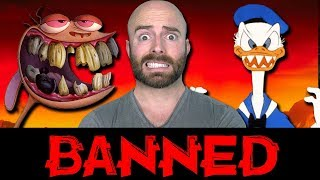 Download 10 Cartoons That Would Be BANNED Today Video