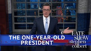 Download The Trump Presidency After One Year (Too Many) Video
