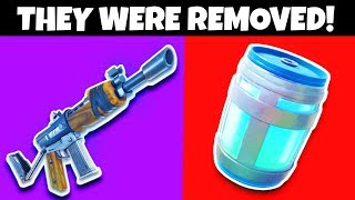 Download 10 Things That Were Removed From Fortnite: Battle Royale Video