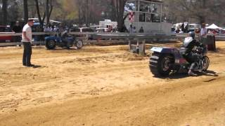 Download Top fuel Motorcycle Dirt Drags Video