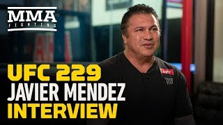 Download UFC 229: Javier Mendez Says Conor McGregor Mental Tactics 'Didn't Work' on Khabib Nurmagomedov Video