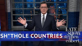 Download The 'Sh*thole Countries' Have One Thing Going For Them Video