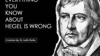 Download EVERYTHING YOU KNOW ABOUT HEGEL IS WRONG Video