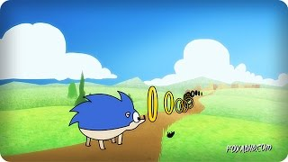 Download SCIENTIFICALLY ACCURATE ™: SONIC THE HEDGEHOG Video