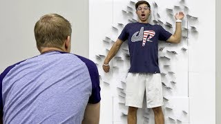 Download Card Throwing Trick Shots | Dude Perfect Video