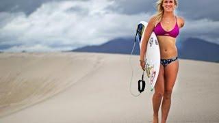 Download Bethany Hamilton: Conoce a la surfista que perdió el brazo por ataque de tiburón Video