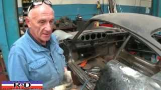 Download Using Lead in Body Work Instead of Plastic Filler Video