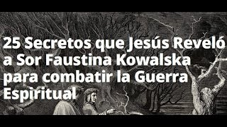 Download 25 secretos que Jesús reveló a sor Faustina Video