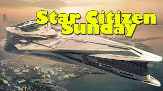Download Star Citizen Sunday - EVA Interactions, Space Station Battles & Ubles More Video