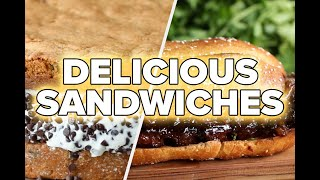 Download 8 Sandwiches To Satisfy Your Hunger •Tasty Video