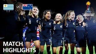Download Uruguay v New Zealand - FIFA U-17 Women's World Cup 2018™ - Group A Video