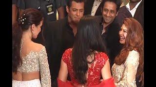 Download Sonam Kapoor's reception: When Salman Khan kept talking to Katrina Kaif Video