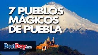 Download 7 Pueblos Mágicos de Puebla Video