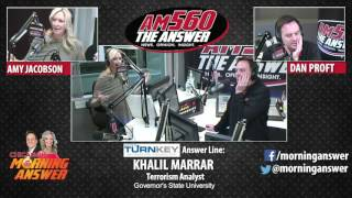 Download Chicago's Morning Answer - Khalil Marrar - March 23, 2017 Video
