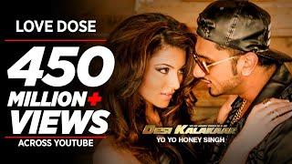 Download Exclusive: LOVE DOSE Full Video Song | Yo Yo Honey Singh, Urvashi Rautela | Desi Kalakaar Video
