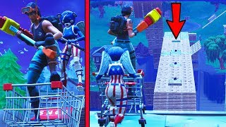 Download IMPOSSIBLE *PLAYGROUND PARKOUR* COURSE IN FORTNITE BATTLE ROYALE!!! Video