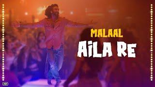 Download Aila Re Song | Malaal | Sanjay Leela Bhansali | Meezaan | Vishal Dadlani | Shreyas Puranik Video