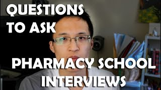 Download Interviews - Questions to ask at Pharmacy Interview Video