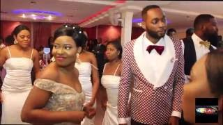 Download Congolese wedding Ken Dianzenza & Letitia Omana Video