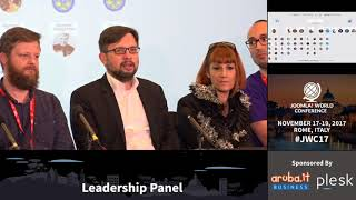 Download JWC 2017 - Leadership Panel Video