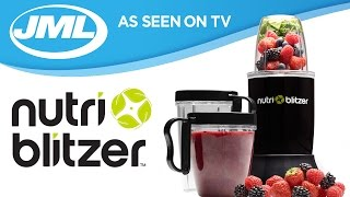 Download Nutri Blitzer from JML (Championed by James Cracknell) Video