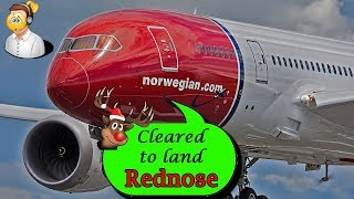 Download [FUNNY ATC] New Norwegian callsign confuses Kennedy controllers! =D Video