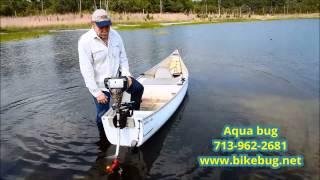 Download Aqua Bug Outboard Motor Video