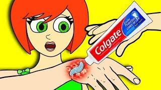 Download ELSA's Mega People Toothpaste Finger Family Song Nursery Rhymes Video