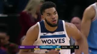Download Sacramento Kings vs Minnesota Timberwolves | December 17, 2018 Video