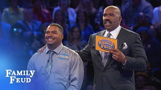 Download Sterling job! | Family Feud Video